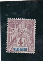 Diego-Suarez N°40 - Diego-suarez (1890-1898)