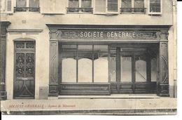 88 - Mirecourt - Agence De La Société Générale - Mirecourt