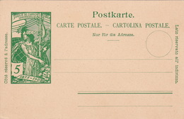 MiNr. P 32 (UPU) Ungebraucht (br3445) - Stamped Stationery