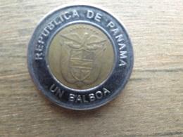 Panama  1  Balboa  2011  Km 141 - Panama