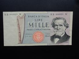 ITALIE : 1000 LIRE  15.02.1973  P 101c / CI 64 BS 481 *    TTB+ - [ 2] 1946-… : République