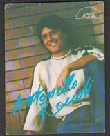 Musica Antonello Rondi Cantanti Italiani Singers Chanteurs Music Musique ATA Records - Autografi