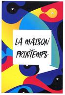 18 Maison Du Printemps De BOURGES ( 2 Scans) PUB 2018 - Publicités