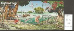Tonga, Année 2001, Faune Marine - Tonga (1970-...)