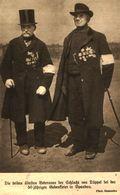 Die Beiden ältesten Veteranen Der Schlacht Von Dueppel (Gedenkfeier In Spandau)  /Druck,entnommen Aus Zeitschrift / 1914 - Livres, BD, Revues