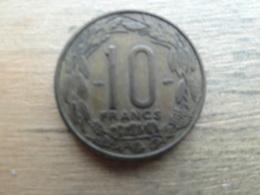 Cameroun  10  Francs  1958  Km 11 - Kamerun