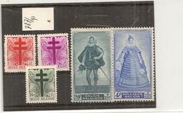 BELG.1948 787-791 * - Belgium