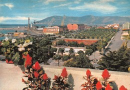 Cartolina Marina Di Carrara Panorama 1967 - Massa
