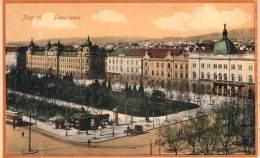 Croatie - Zagreb -  Panorama - Croatie