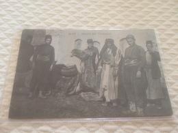 AS - 1900 - ALEP - Marché Des Chameaux - Siria