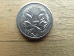 Australie  5  Cents   2002  Km 401 - Monnaie Décimale (1966-...)