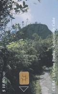 11952 - SCHEDA TELEFONICA - CUBA - LA GRAN PIEDRA-SANTIAGO DE CUBA - USATA - Cuba