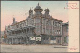 Young Men's Christian Association, Pietermaritzburg, Natal, 1908 - Sallo Epstein U/B Postcard - South Africa