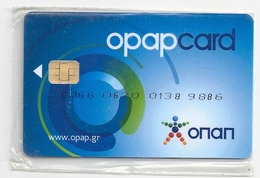 Greece - OPAP S.A. Online Games Functional Card, NSB - Otras Colecciones