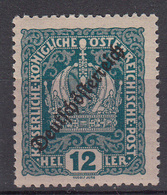 OOSTENRIJK - Michel - 1918 - Nr 232 - MH* - 1918-1945 1st Republic