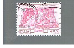 ITALIA REPUBBLICA  -   2006                NATALE             -   USATO  ° - 6. 1946-.. República