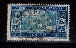 Senegal - YV 108 Oblitere RUFISQUE Cote 3,50 Euros - Usati