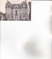 CPA 88 MORTAGNE ,Rue Sainte-Croix.Hôtel Style Louis XIV. - Francia
