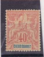 Diego-Suarez N°47 - Diego-suarez (1890-1898)