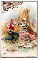 LIEBIG , S10, Carte De Table, Serie: Scenes En Costumes Bretons - Liebig