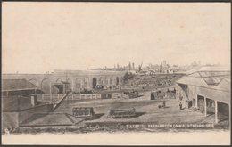 Exterior, Paddington Railway Station In 1838, London, 1904 - Tuck's Postcard - London