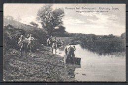 54-Pannes Bei Thiaucourt, Morgentoillette In Der Madine, Ed: Koehler, Metz - Other Municipalities