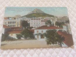 AS - 1900 - Vue Partielle D' Athènes Avec La Montagne Lycavitos - Grèce