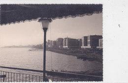CARD GENOVA PHOTO 11,5X9   1957 DUE SCANNER  -FP-V-2-0882 28062-63 - Genova (Genoa)