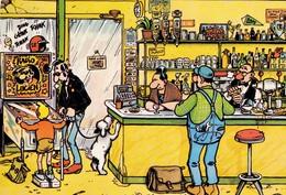 Carte Postale MARGERIN Frank Magazine Métal Hurlant 1984 (Ricky Les Humanoides Associés...) - Cartes Postales