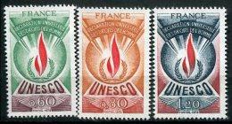 6781   FRANCE  Service  43/5**   UNESCO Déclaration Universelle Des Droits De L'Homme  1975   TTB - Neufs