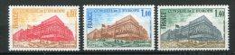6783   FRANCE  Service  53/5**   Conseil De L'Europe : Bâtiment Du Conseil à Strasbourg  1976   TTB - Neufs