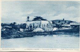 COMORES(LA MOSQUEE) - Comoros