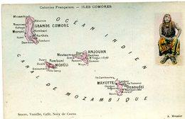 COMORES(TYPE) - Comoren