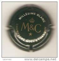 CAPSULE MUSELET CHAMPAGNE MOET & CHANDON MILLESIME BLANC - Moet Et Chandon