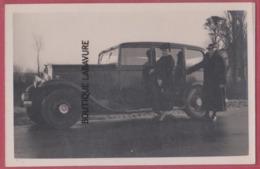CPA--Belle Voiture A Determiner - Passenger Cars