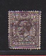 Irlande / N 10  / 9 P Violet  / Oblitéré - 1922-37 Stato Libero D'Irlanda