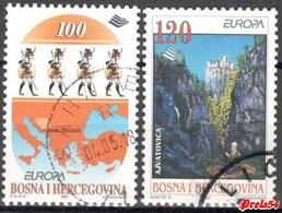 Bosnia Sarajevo - EUROPA  1997 Used - Bosnia And Herzegovina