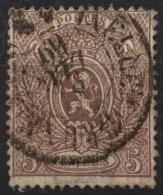 Belgique (1806) N 25a (o) Dentelé 15 - 1794-1814 (French Period)