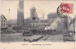 Belgique - Châtelet - Charbonnage Du Boubier - 1907 - Châtelet