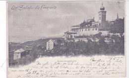 CARD GENOVA RISTORANTE RIGHI AL CASTELLACCIO 1899 -FP-V-2-0882 28067 - Genova (Genoa)
