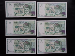 OMAN : 100 BAISA  1995 / 1416  P 31   NEUF  X 6 - Coins & Banknotes
