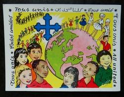 COEURS VAILLANTS - AMES VAILLANTES 1 ère Rencontre Internationale 1962 Illustration SOLEILLANT - Autres