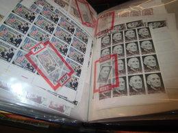Lager Posten Spanien Espana Bogenware Postfrisch 1978-1986 Ca 7800,- M€ - Espagne