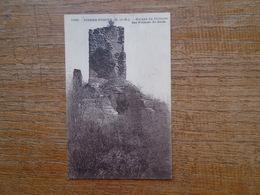 Pierre-percée , Ruines Du Château Des Princes De Salm - Autres Communes