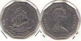 East Caribbean States 1$ Dollar 1996 Km#20 - Used - East Caribbean States