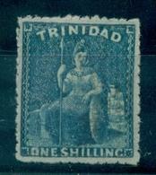 TRINITE  N° 16 B (perforé 12.5 ) Oblitéré B / TB Cote : 1000.00 € - Trinité & Tobago (1962-...)