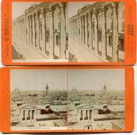 PHOTOS STEREO(ITALIE) MILAN(2) - Fotos Estereoscópicas