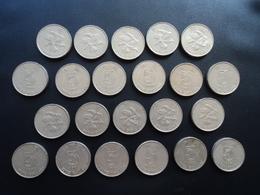 HONG KONG : 5 DOLLARS Type KM 65 X 22 * - Kilowaar - Munten