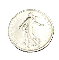 1 Franc -  Semeuse  - France - 1902 - TTB - Argent - - H. 1 Franc