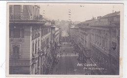 CARD GENOVA VIA XX SETTEMBRE 601 -FP-V -2-0882 28072 - Genova (Genoa)